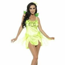 Smiffys Tinkerbell Fancy Dress Costume Peter Pan Outfit Ladies Small SK191 BB 01