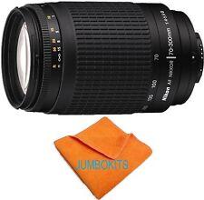 Nikon AF Zoom Nikkor 70-300mm f/4-5.6G 018208019281 MPN: 1928 Lens