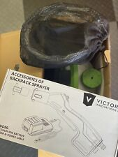 Packed & Ready To Overnight! Victory Innovations Electrostatic BackPack Sprayer