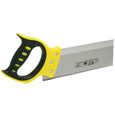 New 10 Inch Hardpoint Tenon Saw For Cross Cutting Fine Finish Gents Saw - 250mm