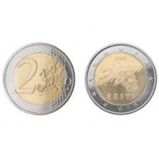 [CF9130] Estonia 2011, 2€ (UNC)