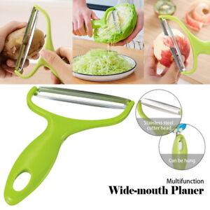 Kitchen Gadgets Vegetable Peeler Cabbage Grater Salad Slicer Cutter Home Tools