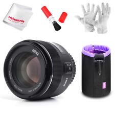 Meike MK 85mm F/1.8 AF Medium Telephoto Full Frame DSLR Lens for Canon EF-mount