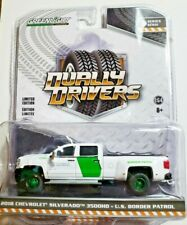 Greenlight CHASE Green Machine 46030-B 2018 Silverado US Customs Border Patrol