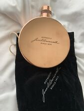 Jacob Bromwell - Pure Copper Kentucky Round Flask - New (Retail $400)