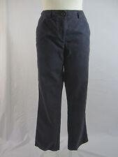 Tommy Hilfiger Hose Stoffhose Chino Pants Gr.12 / 40 Navy Blue Straight Leg
