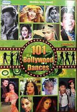 101 Bollywood Dances - Bollywood Songs DVD, 101 Songs In 3 DVD Set