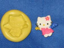 Angel Hello Kitty Silicone Mold #812 Candy Chocolate Resin fimo