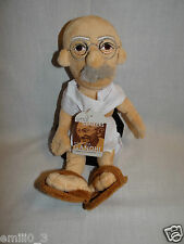 "NEW WITH TAGS 12"" LITTLE THINKERS PLUSH MAHATMA GANDHI COLLECTIBLE ITEM"
