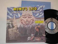 "7""/ANGELO BRANDUARDI/MOMO`S LIED/MOMO/musiza 108403 + PROMO FACT SHEET"
