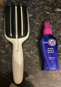 Tangle Teezer Blow-Styling Smoothing Tool Hair Brush Wet to Dry Full Size