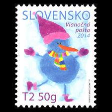 Slovakia 2014 - Christmas - Sc 701 MNH