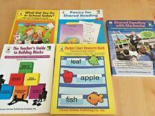 Lot 5: The Four-Blocks Literacy Model / Building Blocks / Shared Reading / Poems
