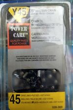new sealed power care saw 12 in chain y45 fits echo poulon stihl many others