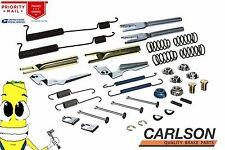 Complete Rear Brake Drum Hardware Kit for Chevy C1500 Truck 88-1999 10in Drums