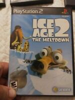 Great Deal Ice Age 2: The Meltdown (Sony PlayStation 2, 2006) - PS2