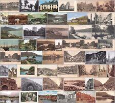 More details for irish / ireland real photo postcards killarney cork glengarriff - pick yours.