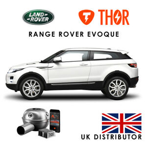 Land Rover Range Rover Evoque THOR Electronic Exhaust, 1 Loudspeaker UK