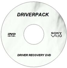 SONY DRIVERS DISC DRIVER RECOVERY DVD FOR WINDOWS 7 8 8.1 10 VIAO
