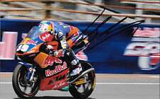Luis Salom SIGNED Team KTM,  United States Indianapolis Moto3  2013