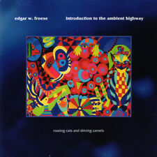 Edgar W. Froese - Introduction To The Ambient Highway (CD)