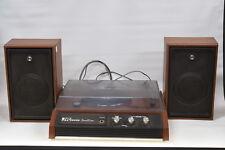 JVC CSl-135EA Nivico Sound System Record Player