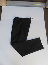 """NWT ABACUS """"COUNT ON IT""""  Black Pants Size 42/ 12"""