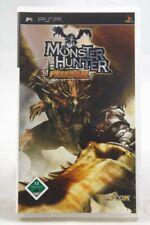 Monster Hunter Freedom (Sony PSP) Spiel in OVP - GUT