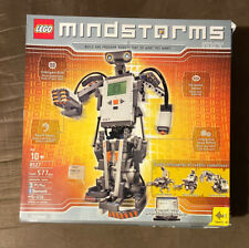 LEGO Mindstorms NXT 8527 Complete In Box But No Cd/Instructions ~ Fast Shipping!