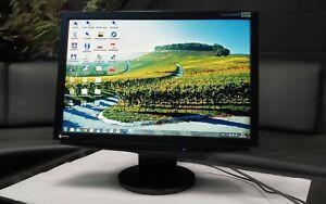 "Eizo S2411W-BK Monitor, 24.1"" black, schwarz 24 Zoll 1920x1200 TFT, LCD, Full HD"