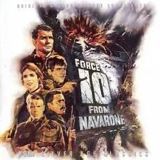 Force 10 from Navarone - Ron Goodwin - FSM - Score - Soundtrack - CD