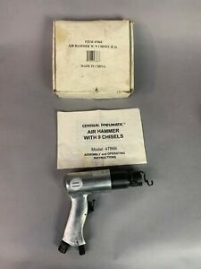 Central Pneumatic Air Impact Hammer -  No Chisels Included - #47868