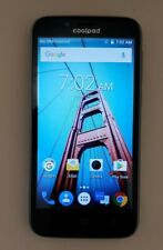 Used Coolpad 3632A 8GB Gray T-Mobile Smartphone