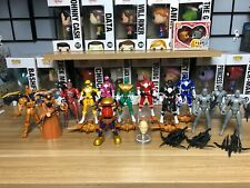Bandai Mighty Morphin Power Rangers 2010 Action Figures Lot