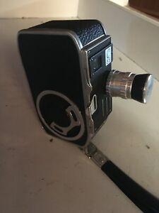CAMERA PAILLARD BOLEX C8S - 8mm - mécanique