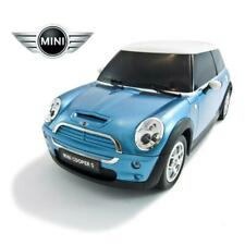 1:14 Official Licensed Remote Control Minicooper Blue NEW Full Function Detailed