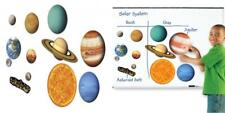 """Learning Resources Giant Magnetic Solar System, Whiteboard 10"""" x 10"""", Multi"""