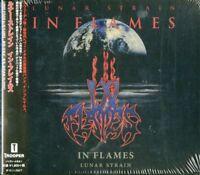 IN FLAMES-LUNAR STRAIN-JAPAN CD D73