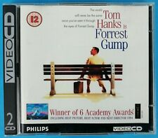 FOREST GUMP - TOM HANKS - VIDEO CD