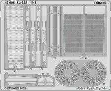 Eduard 1/48 Sukhoi Su-35S Flanker E détail set # 49906