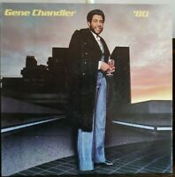 GENE CHANDLER '80 20th Century Fox Records ‎– T-605 NM VINYL Lp