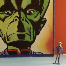 Dan Dare Lero 54m.m. Metal Miniature