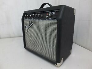 Fender Frontman 15G Electric Guitar Amplifier Black