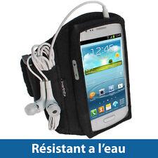 Noir Armband Brassard Sport pour Samsung Galaxy S3 III Mini I8190 Smartphone