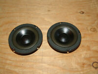 """JBL 3800 5"""" midrange pair (2) Drivers only Free Shipping"""