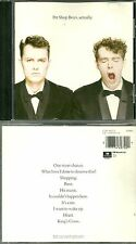 CD - PET SHOP BOYS : ACTUALLY / COMME NEUF - LIKE NEW