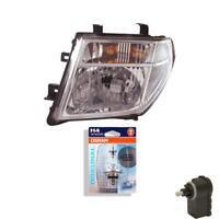 Scheinwerfer rechts für Nissan Navara Pathfinder D40 R51 05-10 Osram H4+Motor