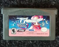 Space Channel 5 five Game Boy advance GBA Rare Ulala's Tested Cartridge Only