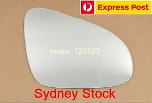 RIGHT DRIVER SIDE MIRROR GLASS ONLY FOR TOYOTA YARIS 2012 - 2017
