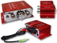 Mini Verstärker MP3-Player Boxen Lautsprecher Heimkino Party Anlage Endstufe